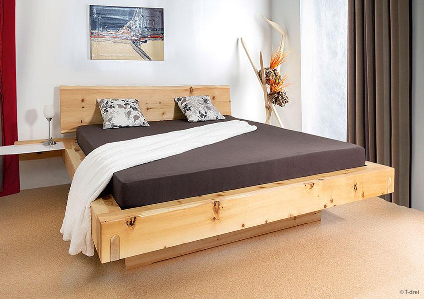 Schlafzimmer und begehbarer Kleiderschrank - Schreinerei Bischoff ...